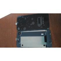 Tapa Trasera Cristal Iphone 4 4s Negra A1387