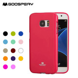 Original Jelly Case Galaxy A3 A5 2017 A7 J5 J7 Prime Colores