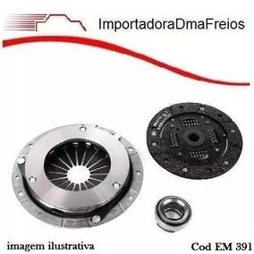 Kit De Embreagem Uno Mille Eletronico 1.0 8v 93-05 Com Rol