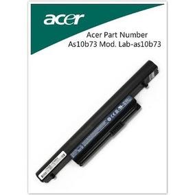 Bateria Acer 4745z 4625 3820t 4553 As10b73 As10b51 As10b41