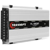 Modulo Taramps Tl 1800 Tl1800 3 Canais 530w Rms