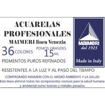 Acuarela Profesional Maimeri Veneiza