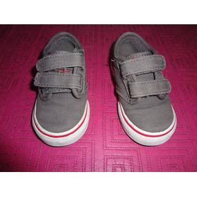 Zapatillas Vans Niño Impecables!!