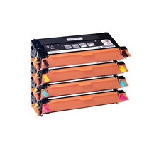 Kit 4 Toner Compatível Para Xerox Phaser 6180 6180mfp Cmyk