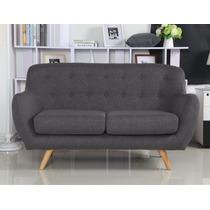 Sillon Sofa Retro Vintage Linea Escandinava Modelo Krogh