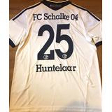 677cc9d78d Camisa Schalke 04 Raul - Futebol no Mercado Livre Brasil