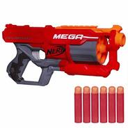Lançador De Dardos Nerf N-strike Mega Cyclone Hasbro A9353