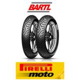 Cubierta Moto 130/70-18 Pirelli Mt75 Montagna 200