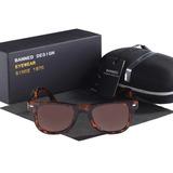Gafas De Sol, Diseño Plegable (se Puede Doblar).