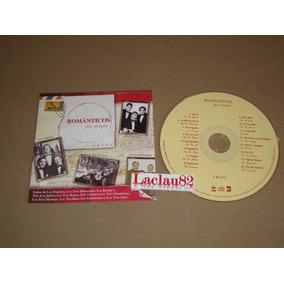 Romanticos Por Siempre Trios 01 Sony Cd Panchos Ases Diamant