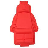 Molde/bandeja/recipiente Lego Figura Pastel/gelatina/choco