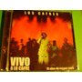 Los Cafres Vivo A Lo Cafre Cd Original