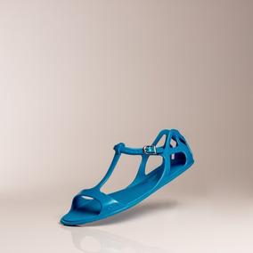 Sandalias adidas Zx Sandal W Turquesa Talle 39