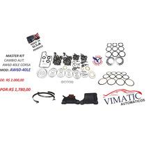 Master Kit Cambio Aut. Aw60-40le C/ Cinta E Filtro Corsa