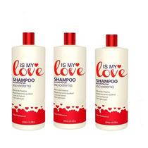 Is My Love Shampoo Alisante Liso Extremo Kit C/3 X 500ml