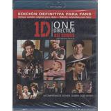 One Direction - Asi Somos (2013) - Blu-ray Original Nuevo