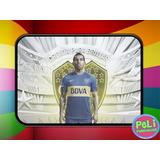 Cartuchera 2 Pisos Personalizada Boca Juniors Tevez Apache