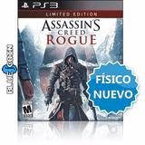 Assassins Creed Rogue - Ps3 Fisico
