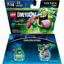 Juego Fun Pack Lego Dim Ghostbusters Acc Ibushak Gaming
