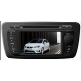 Estereo Seat Ibiza Dvd 2009 2013 Tv Bluetooth Seat Usb Aux