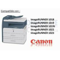 Fotocopiadora Canon Ir1023, Ir1025 Driver De Escanoe E Impre
