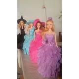 Muñecas Vestidas En Goma Eva