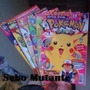 Revista Oficial Pokémon Club Nº 1, 2, 3, 4, 5, 6