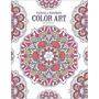 Libro Mandalas Colorear Leisure Arts Mandala Para Adultos