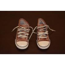 Zapatillas Botitas De Cuero. Exelente Calidad