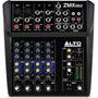 Consola Mixer De Sonido Alto Pro Zmx 862