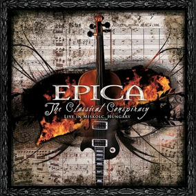 Epica - The Classical Conspiracy - 2cd