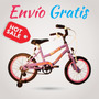 Bicicleta Playera Infantil Kelinbike R14 Envio Gratis