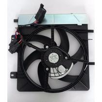 Eletroventilador Radiador Citroen C3 De 2003 Até 2009 E801