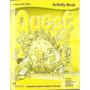 Livro Quest 3 - Activity Book J. Corbett E Outro