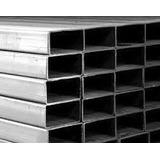 Tubo Hierro Pulido 3x1 X 1.2mm X 6 Metros Entrega Inmediata