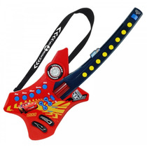 Guitarra Electrica Rock Star Cars Disney Winfun