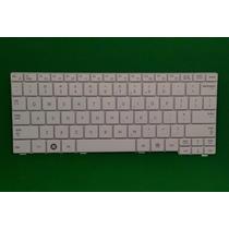 Teclado Netbook Samsung N150 Plus Branco Layout Us