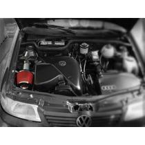 Kit Admision Directa En Aluminio Vw Gol 97-2011 Con Filtro!!