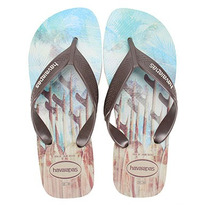 Chinelo Masculino Havaianas Surf - Cafe
