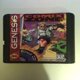 Comix Zone ( Repro) Sega Genesis