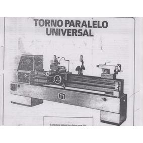 Torno Universal Parealelo Nardini Modelo 220m-iii/2220