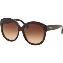 Lentes Gafas Coach Cafe Havana Hc8159 512013 Original