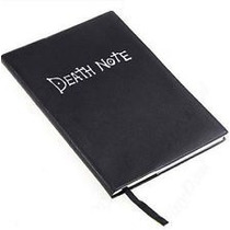 Libro Death Note Replica + Pluma Lapicera Del Anime