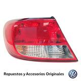 Cuarto Trasero Izq. Volkswagen Original® Gol Hatchback Vw