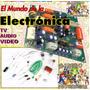 Aprende Electronicas Proyectos Para Armar, Circuitosy Mas