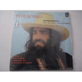 Demis Roussos / Forever And Ever Vinyl Lp Acetato