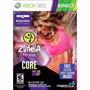 Juego Zumba Fitness Core Consola Xbox 360 Pal Kinect