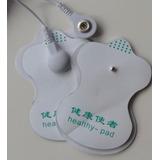 Kit Com 10 Pares De Eletrodos Aparelho Tens Fes Fisioterapia