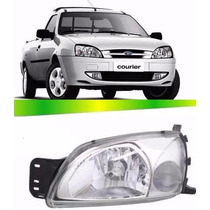 Farol Ford Fiesta Courier 1999 2000 2001 2002 2003 2004 2006