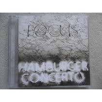 Focus - Cd Hamburger Concerto (1974) Importado / Phono